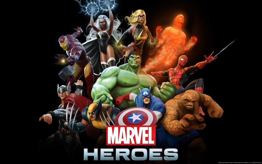 marvel heroes beta wochenende