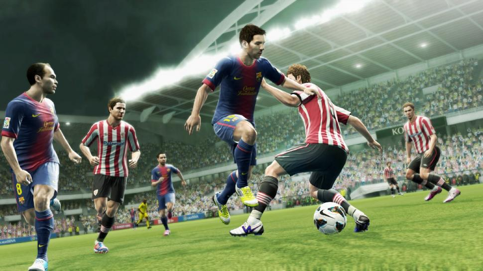 PES 2013 Gamescom Screenshots