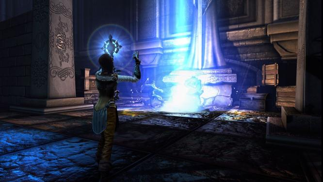 Neverwinter Kleriker