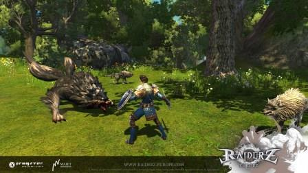 raiderz screenshot 1
