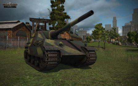 world-of-tanks tank